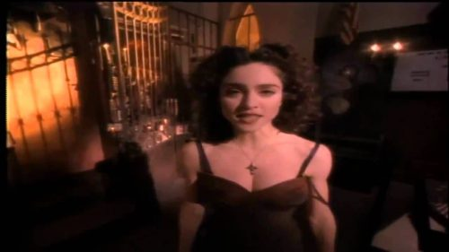 Favorite 100 Songs of the 80s: (#84) Madonna– Like A Prayer