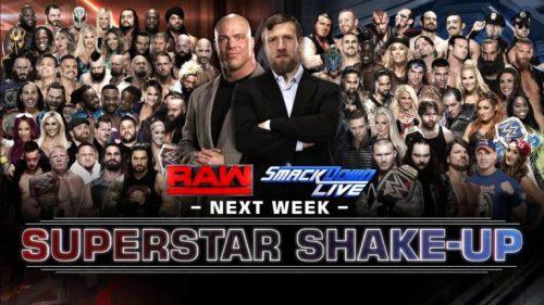 "Smackdown Recap: ""Superstar Shake-Up"" Conclusion"