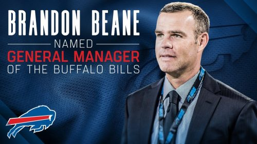 MoranAlytics Take:  Beane Named Bills GM