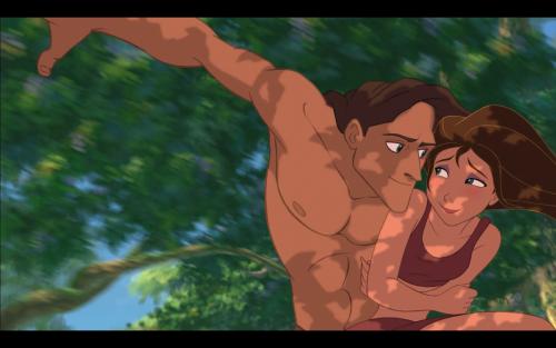 Disney Movie Review:  Tarzan (1999)
