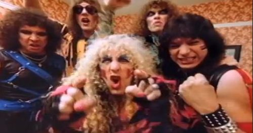 Favorite 100 Songs of the 80s: (#74) Twisted Sister – We're Not Gonna Take It