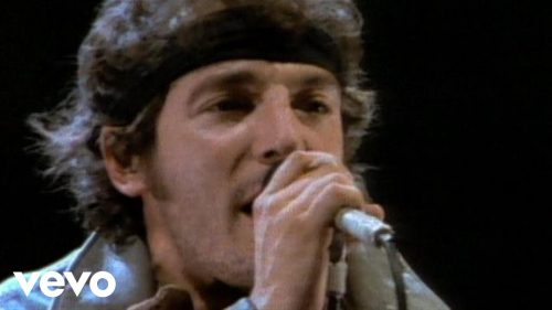 Favorite 100 Songs of the 80s: (#43) Bruce Springsteen – Born In The USA