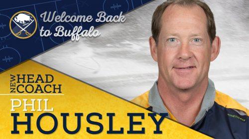 MoranAlytics Take:  Housley Named Sabres Head Coach