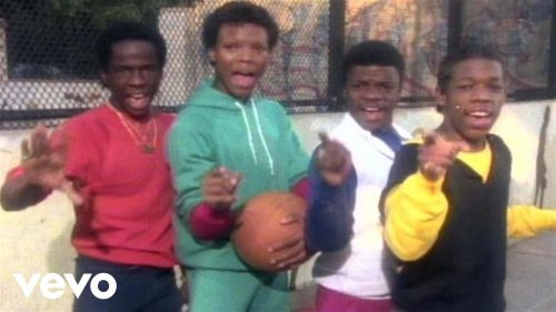 Favorite 100 Songs of the 80s: (#25) New Edition – Cool It Now