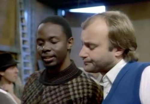 Favorite 100 Songs of the 80s: (#17) Phil Collins/Philip Bailey – Easy Lover