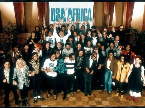 Favorite 100 Songs of the 80s: (#32) USA For Africa – We Are The World
