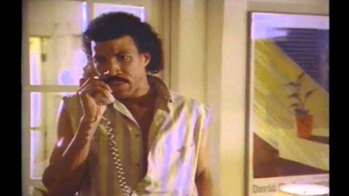 Lionel richie healing Sexual