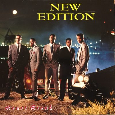 Favorite 100 Albums of the 80s: (#89) New Edition – Heartbreak