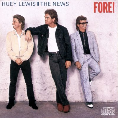 Favorite 100 Albums of the 80s: (#58) Huey Lewis And The News – Fore!