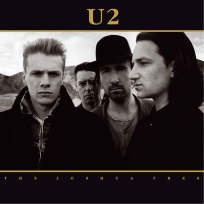 Favorite 100 Albums of the 80s: (#60) U2 – The Joshua Tree