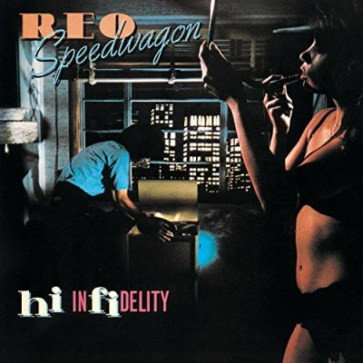 Favorite 100 Albums of the 80s: (#41) REO Speedwagon – Hi Infidelity