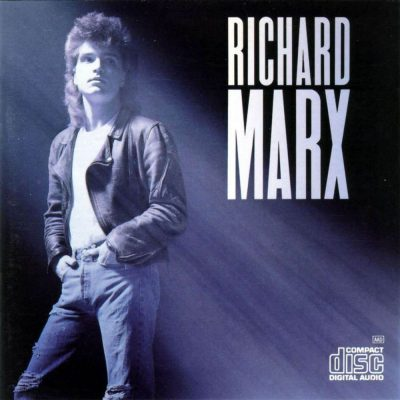 Favorite 100 Albums of the 80s: (#46) Richard Marx – Richard Marx