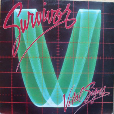 Favorite 100 Albums of the 80s: (#54) Survivor – Vital Signs