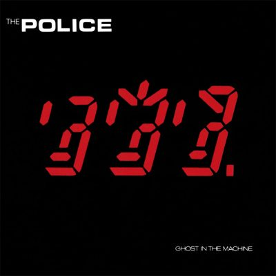 Favorite 100 Albums of the 80s: (#32) The Police – Ghost In The Machine