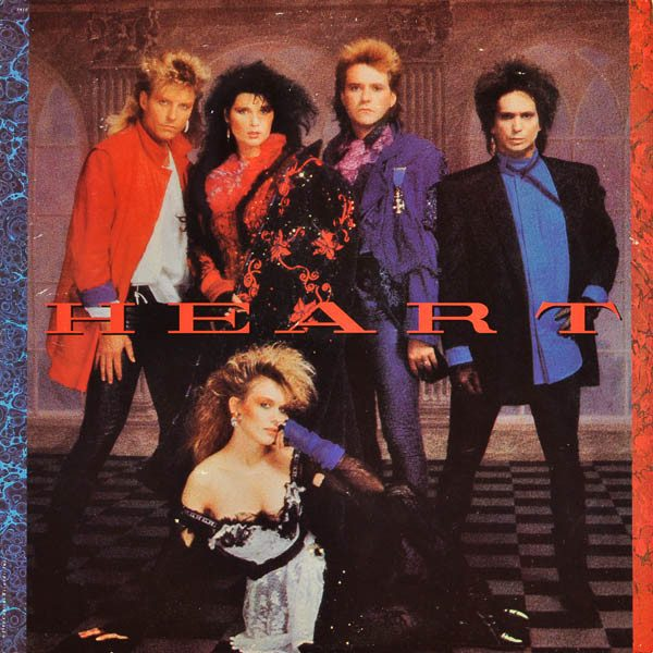 Favorite 100 Albums of the 80s: (#35) Heart – Heart