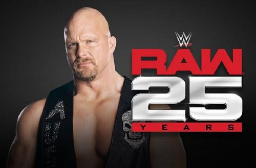 WWE Raw25 Thoughts:  Feeling Underwhelmed