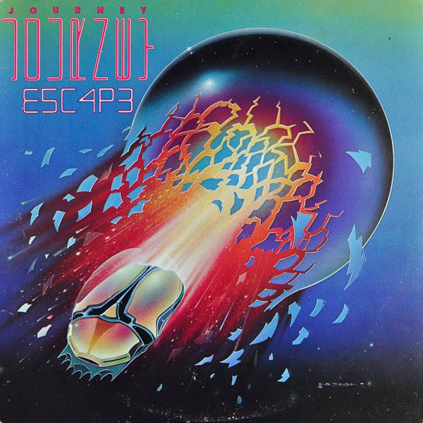 Favorite 100 Albums of the 80s: (#19) Journey – Escape