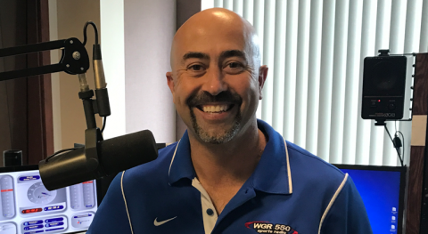 WGR's Sal Capaccio To Be First Moran-Alytics Podcast Guest Monday