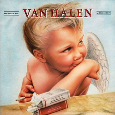 Favorite 100 Albums of the 80s: (#17) Van Halen – 1984