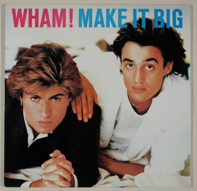 Favorite 100 Albums of the 80s: (#12) Wham – Make It Big