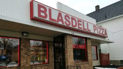 Chicken Wing Review/QB Comparison: Blasdell Pizza