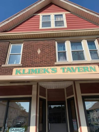 Chicken Wing Review/QB Comparison: Klimek's Tavern