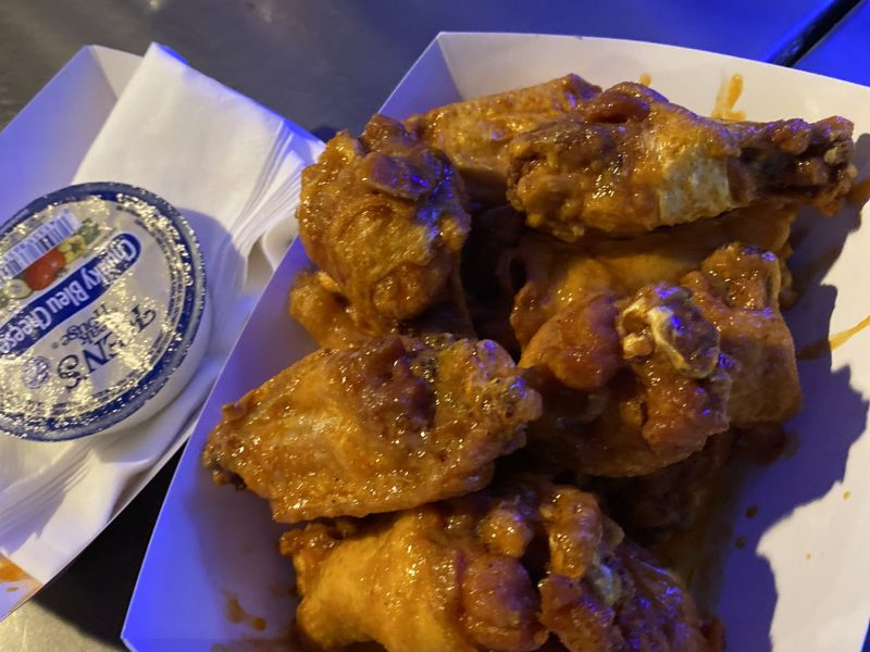 Chicken Wing Review: Kettles