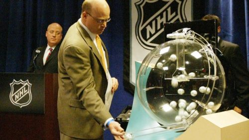 Where Sabres Stand With Draft Lottery Odds