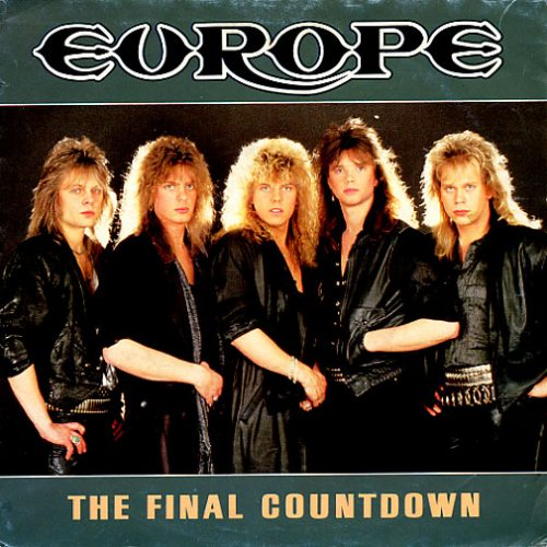 Favorite 100 Songs of the 80s: (#63) Europe – The Final Countdown