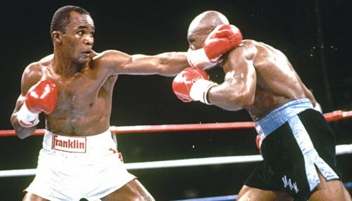 Happy Birthday: Marvin Hagler (And Others)