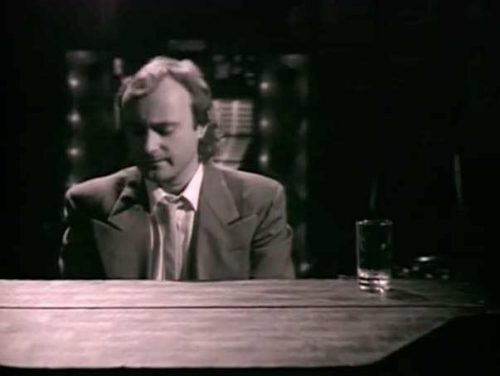 Favorite 100 Songs of the 80s: (#64) Phil Collins – One More Night