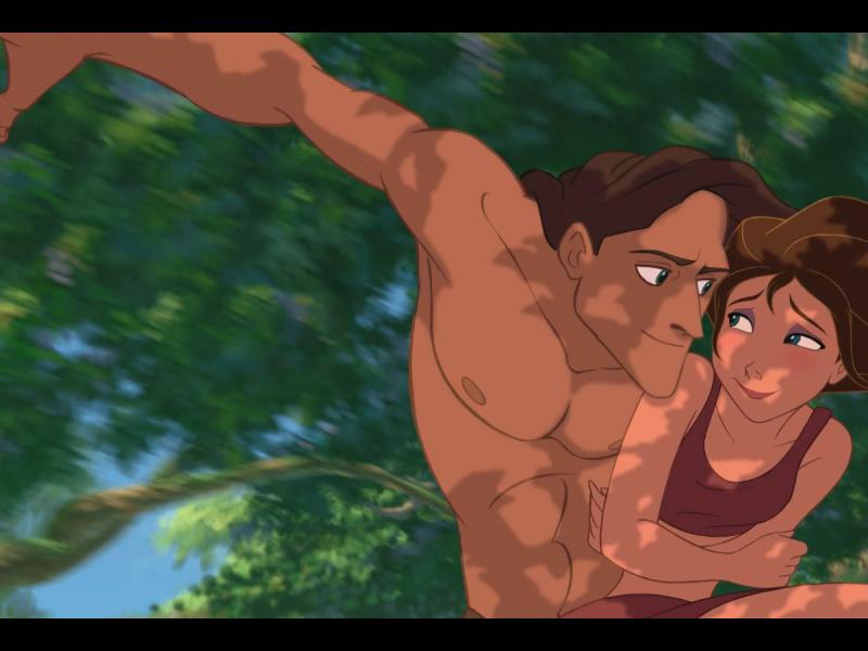 Disney Movie Review Tarzan 1999 Moranalytics Com
