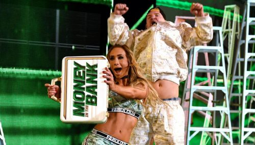 Recap: WWE's #MITB Was A Pile Of Shit