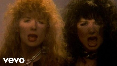 Favorite 100 Songs of the 80s: (#54) Heart – Alone