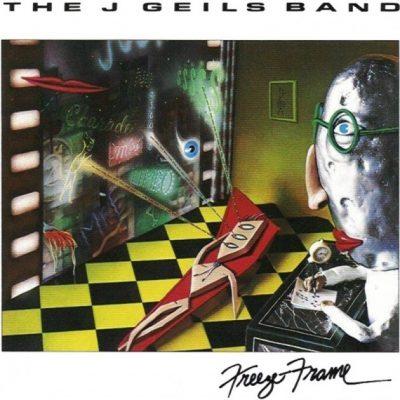 Favorite 100 Albums of the 80s: (#78) J. Geils Band – Freeze Frame