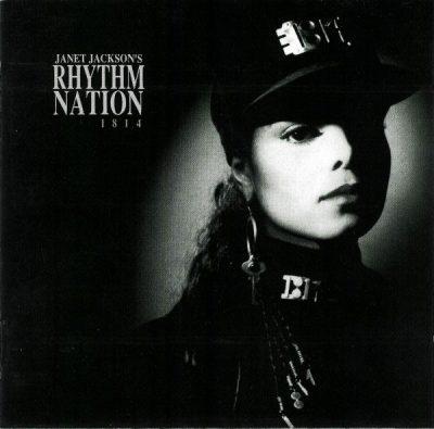 Favorite 100 Albums of the 80s: (#57) Janet Jackson – Rhythm Nation 1814