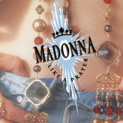 Favorite 100 Albums of the 80s: (#65) Madonna – Like A Prayer