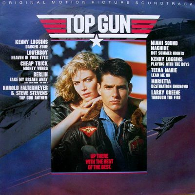 Favorite 100 Albums of the 80s: (#71) Top Gun – Movie Soundtrack