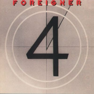 Favorite 100 Albums of the 80s: (#51) Foreigner – 4