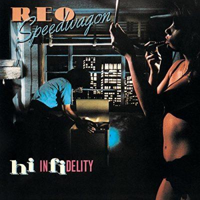 Favorite 100 Albums of the 80s: (#41) REO Speedwagon – Hi Infidelity