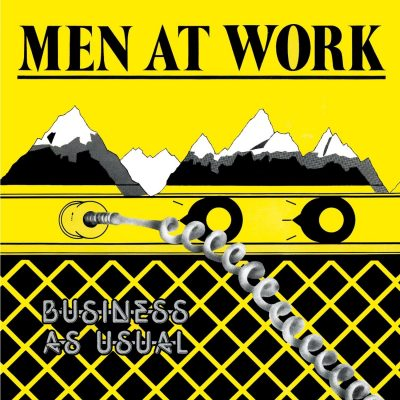 Favorite 100 Albums of the 80s: (#48) Men At Work – Business As Usual