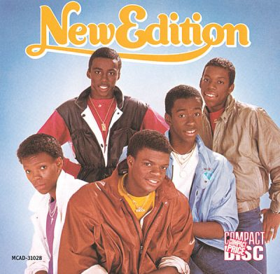 Favorite 100 Albums of the 80s: (#53) New Edition – New Edition
