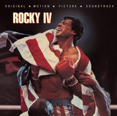 Favorite 100 Albums of the 80s: (#44) Rocky IV – Movie Soundtrack