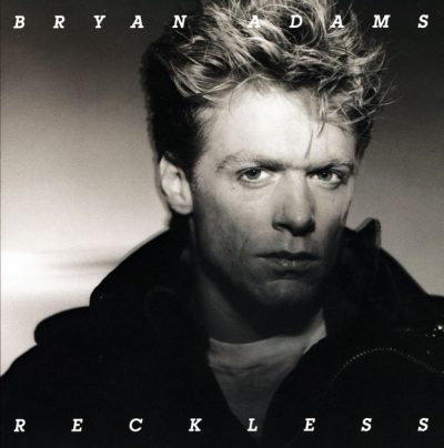 Favorite 100 Albums of the 80s: (#37) Bryan Adams – Reckless