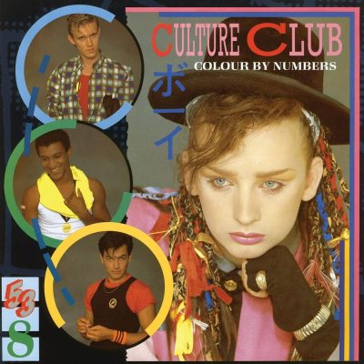Favorite 100 Albums of the 80s: (#39) Culture Club – Colour By Numbers