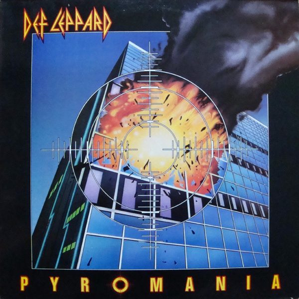 Favorite 100 Albums of the 80s: (#34) Def Leppard – Pyromania