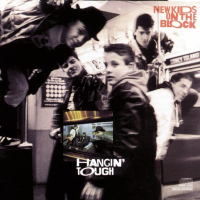 Favorite 100 Albums of the 80s: (#30) New Kids On The Block – Hangin' Tough