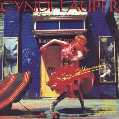 Favorite 100 Albums of the 80s: (#14) Cyndi Lauper – She's So Unusual