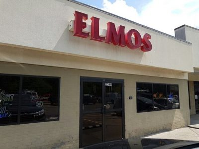 Chicken Wing Review/QB Comparison: Elmo's Bar & Restaurant