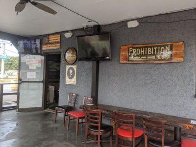 Chicken Wing Review/QB Comparison: Prohibition 2020